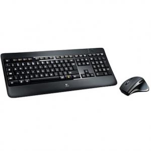 Logitech Illuminated K800 无线背光键盘 @ Staples