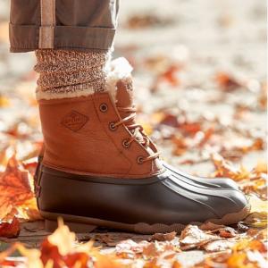 【Sperry】黑五预热:精选男女士、儿童船鞋,短靴折扣上新