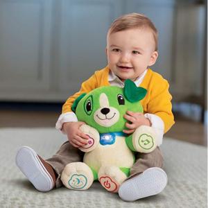 LeapFrog 婴幼儿益智早教小狗毛绒玩具 @ Amazon