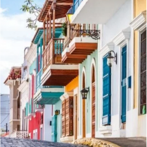 New York (Any) - San Juan (Any) Round trip from $130 @Skyscanner
