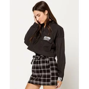 adidas Womens Crop Jacket Sale @Tilly's