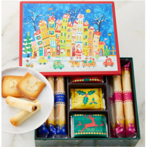 Yoku Moku Holiday Cinq Delices Cookies on Sale