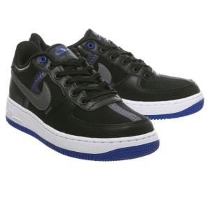 OFFICE UK官网 Nike 耐克 Air Force 1 空军1号 深蓝黑色运动鞋热卖
