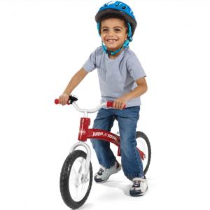 "Radio Flyer  11"" 儿童平衡车,红色  @ Walmart"