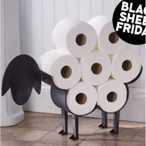 Baabara Toilet Paper Holder Sheep for £15 @Red candy