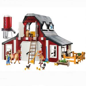 PLAYMOBIL Barn with Silo @ Walmart