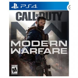 《使命召喚: 現代戰爭》PS4 / Xbox One 實體版 @ Walmart