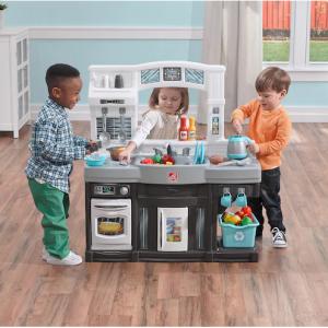 Step2 兒童現代小廚房玩具套裝 @ Kohl's