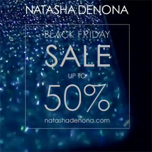 Black Friday Makeup Sale @ Natasha Denona