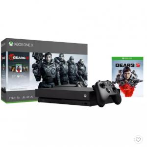 立减$150, Xbox One X 1TB 和《战地5》捆绑套装 @Target 黑五价