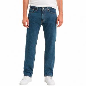 Costco官網 Levi's 男士直筒505牛仔褲熱賣 兩色可選