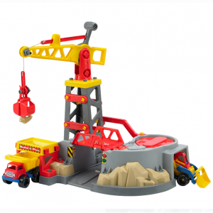 American Plastic Toys Build & Play Colossal Construction Zone @ Walmart