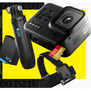 HERO8 Black Bundle @ GoPro