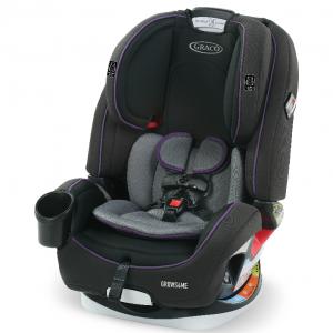 Graco Grows4Me 4-in-1 Convertible Car Seat, Vega Purple @ Walmart