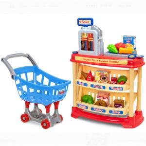 Imagine That! 25-Piece Checkout Counter with Bonus Shopping Cart @ Walmart