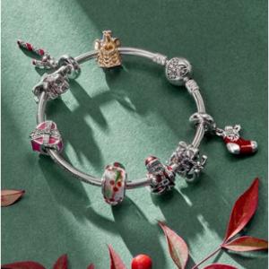 【Rue La La】精選 Pandora 串珠,手鐲等飾品上新熱賣