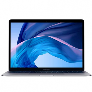 New Apple MacBook Air (13-inch, 8GB RAM, 256GB Storage) - Space Gray for $1099 @Amazon