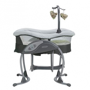 Graco DreamGlider 嬰兒電動搖籃 @ Amazon