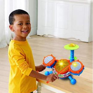 VTech 兒童架子鼓套裝玩具 @ Amazon