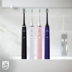 黑五價:Philips Sonicare 女神鑽石電動牙刷 粉色款