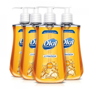 Dial 抗菌洗手液 277ml x 4瓶裝