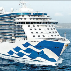 Cyber Event - save up to 40% off select sailings @Princess Cruises