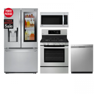 Cyber Monday Sale Extended - Up to 55% Off LG Products @ AJ Madison