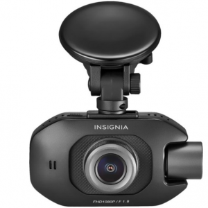 Best Buy - Insignia NS-DCDCHH2 1080p 前後雙攝 行車記錄儀,直降$30