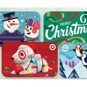 預告:Target 禮卡享9折特賣,最高可買$300