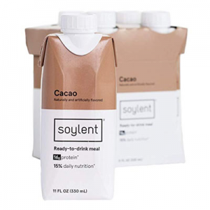 Soylent 可可口味代餐飲料 11oz 4瓶