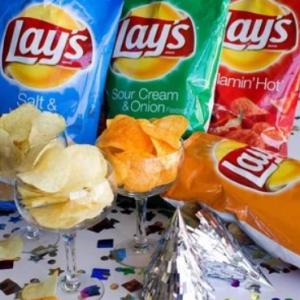 Lay's 薯片 1oz 40包裝限時促銷 多種口味可選
