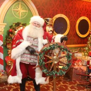 Groupon - 洛杉磯長灘島瑪麗皇後遊輪:聖誕主題趴門票+部分遊樂設施 6.5折