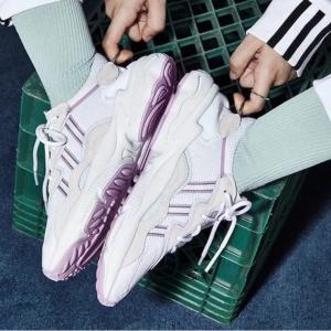 【adidas】ORIGINALS OZWEEGO 女款运动鞋