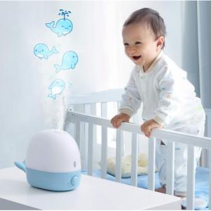 TaoTronics 带小夜灯功能宝宝加湿器,2.5L @ Amazon