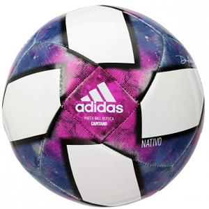 adidas Capitano Soccer Ball, Size 5 @ Amazon