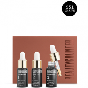 Beautycounter - Glow & Go Mini Oils only $34