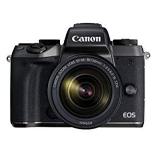 Canon EOS M5 相机套装 @ Amazon