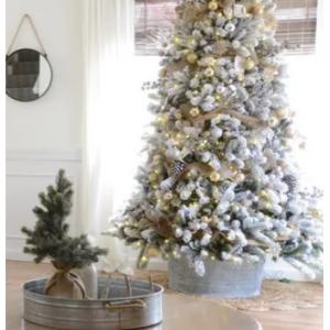 Houzz 聖誕樹及裝飾品大促熱賣