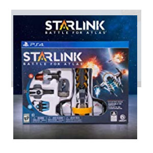 Starlink: Battle for Atlas Starter Pack- PlayStation 4 / Xbox One @ Amazon