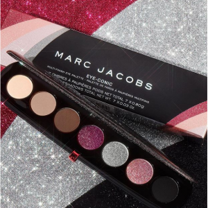 MARC JACOBS BEAUTY Eye-Conic Multi-Finish Eyeshadow Palette -- Lust and Stardust Collection