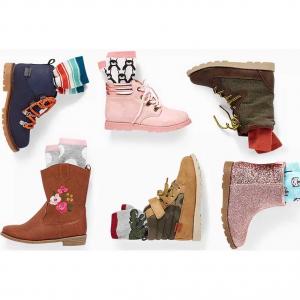Kids Shoes + Boots Sale @ Carter's