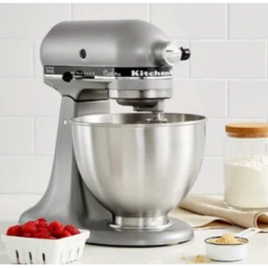 KitchenAid 4.5 Qt. Classic Plus Stand Mixer KSM75 @ Macy's