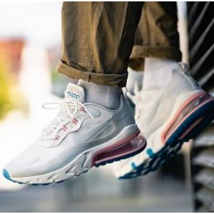 Women's Nike Air Max 270 React Casual Shoes Sale @FinishLine