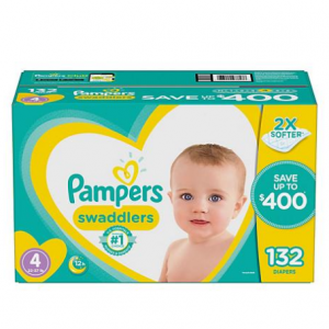 Pampers Swaddlers Diapers Sale @ Sam's Club