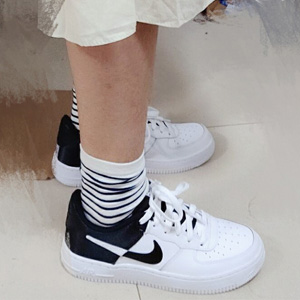 Nike Air Force 1 Low - Boys' Grade School Shoe @ Eastbay