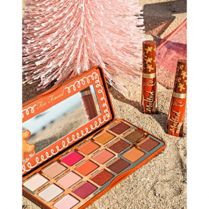 TOO FACED2019年圣诞限定Gingerbread Extra Spicy姜饼眼影盘6折热卖