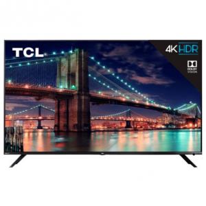 """史低价:TCL R615 65"""" 4K HDR Roku TV 智能电视 @ Best Buy"""