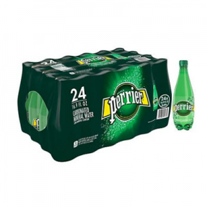 $4.50 off Perrier Sparkling Natural Mineral Water (16.9oz / 24pk) @ Sam's Club
