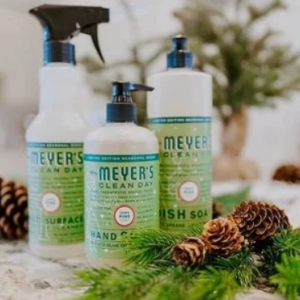 Mrs. Meyers Liquid Hand Soap Refill, Basil Scent, 33 Oz @ Amazon.com
