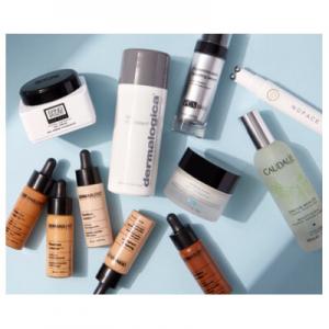 SkinCareRX 美妆护肤、护发产品冬季促销 收生发精华套装、发膜、Illamasqua高光